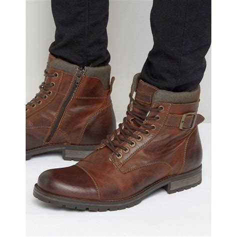 mens leather boots best 25 s leather boots ideas on