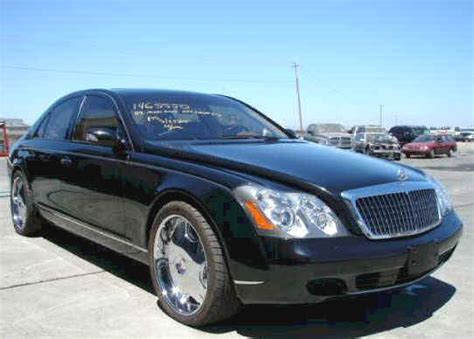 mercedes maybach 57 for sale