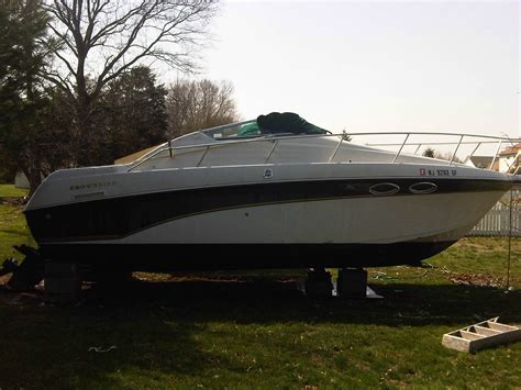 crownline 250 cr with cuddy cabin 1998 for sale for