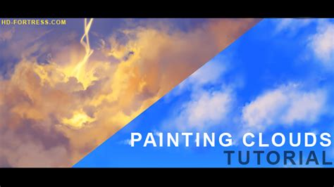 tutorial watercolor clouds how to paint clouds step by step www imgkid com the