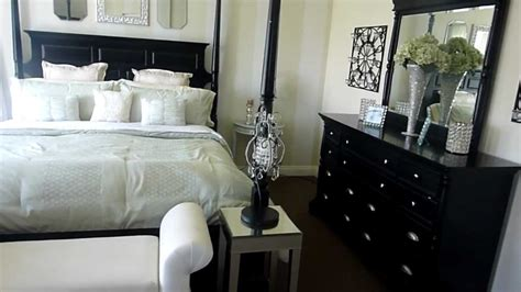 how to decorate your bed my master bedroom decorating on a budget youtube