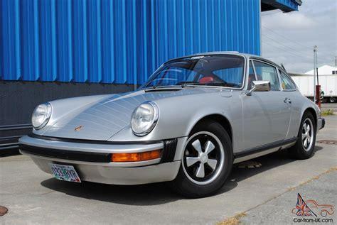 911s Porsche by 1974 Porsche 911s
