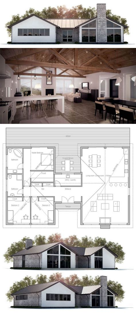 Ditch Door House Floor Plan - 25 best ideas about mud on skin