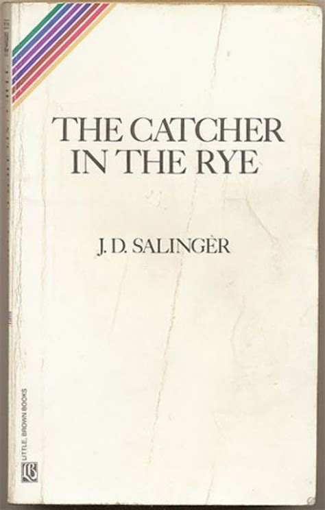 catcher in the rye theme song j d salinger the catcher in the rye 9780316769488 on