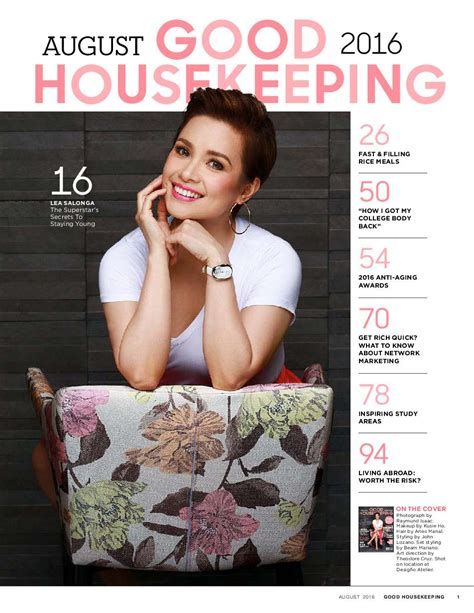 Cytotec Philippines Aug 2016 Good Housekeeping Philippines Magazine August 2016