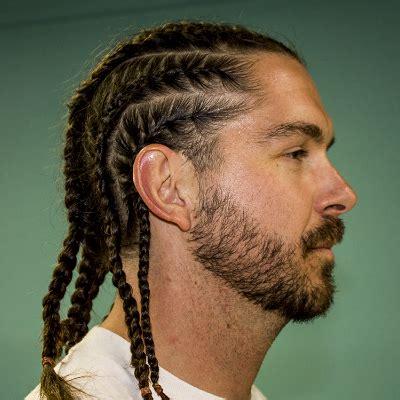 plaited hair for men 3 popular hair braids for men the idle man