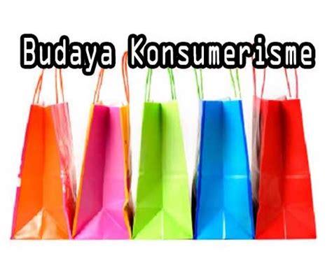 budaya konsumerisme majalah muslimah qonitah