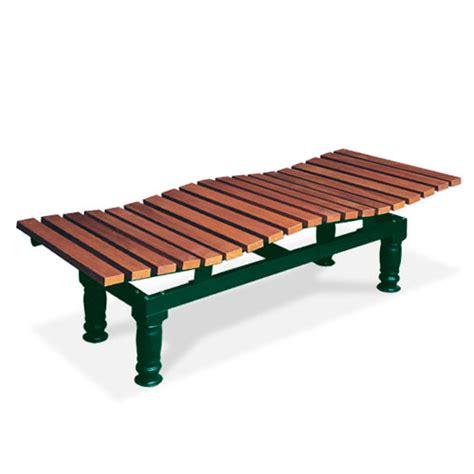 buy outdoor bench wavy garden bench walmart com