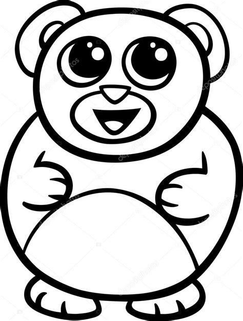 imagenes de ositos kawaii para colorear p 225 gina para colorear de dibujos animados kawaii oso