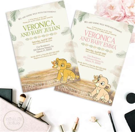 Nala King Baby Shower by Best 25 Simba Baby Shower Ideas On King Baby