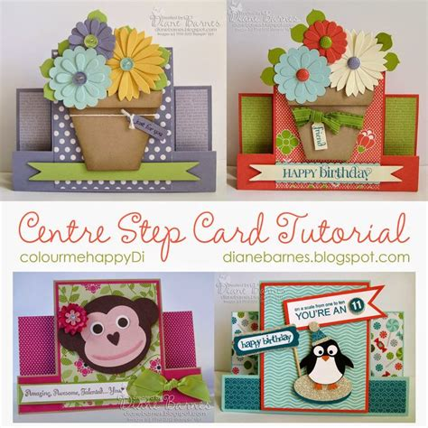 carding tutorial ebook 390 best images about stair step cards on pinterest
