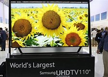 Image result for What is the biggest home TV?. Size: 224 x 160. Source: www.dailymail.co.uk