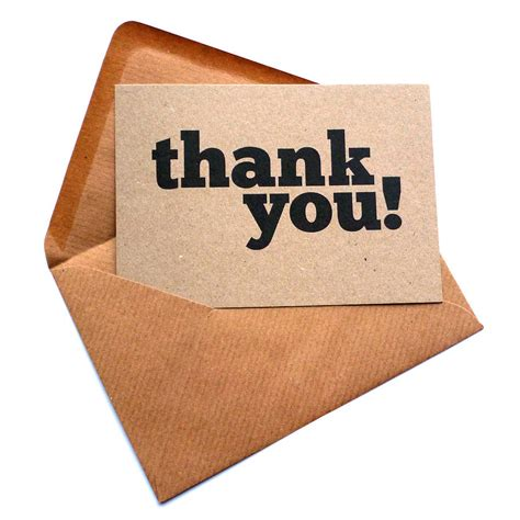 set of 12 thank you postcard note cards by dig the earth notonthehighstreet com - Thank You Letter Gift Card