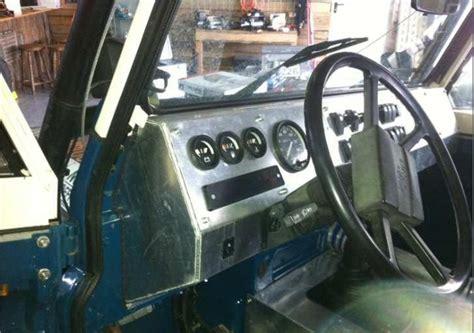 jeep defender interior dash land rover revision pinterest metals