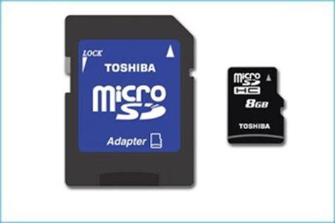 Micro Sd 8gb Toshiba tarjeta micro sd hc 8gb toshiba