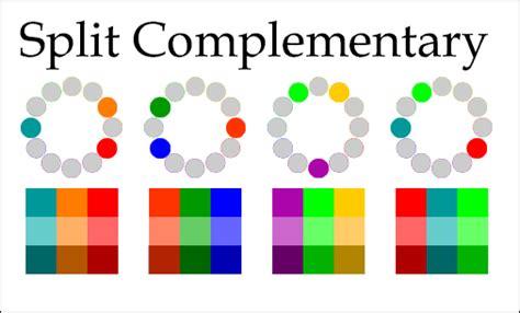 scheme pair color combinations