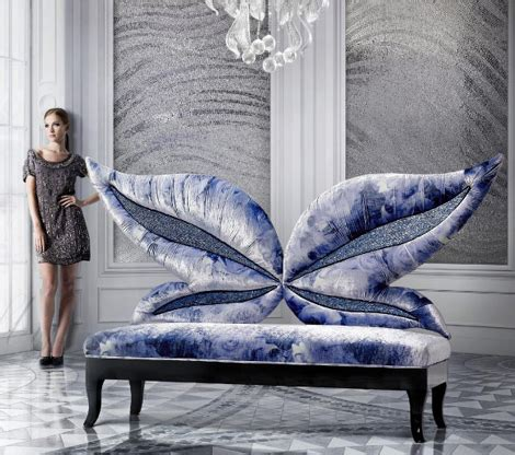 Fashion Furniture by Sicis Next Furniture Collection By Carla Tolomeo