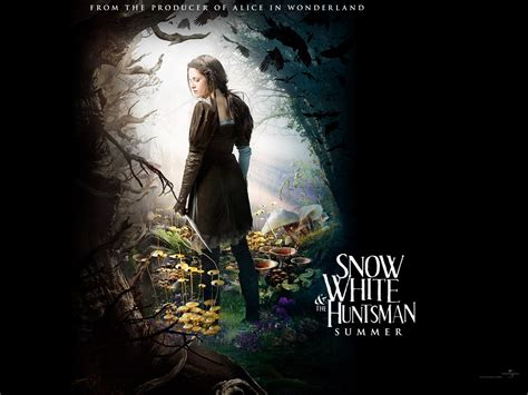 film fantasy recomended best fantasy movies snow white and the huntsman