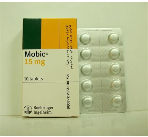 Ostelox 15 Mg Meloxicam 15 Mg mobic 15 mg 10 tab price from seif in yaoota