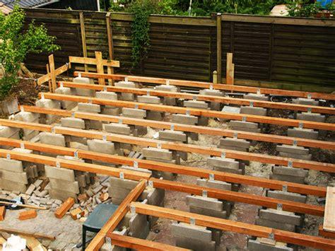terrasse unterkonstruktion unterkonstruktion f 252 r terrassen holz kahrs