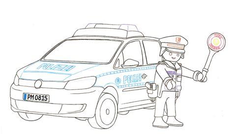 Polizeiauto Selber Malen by Vw Touran Polizei By Playmobil By Nessi6688 On Deviantart