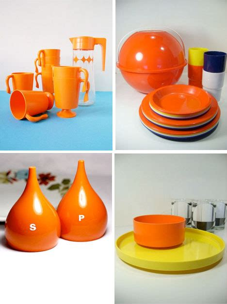 orange accessories orange kitchen decor afreakatheart