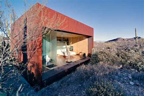 desert nomad house architect rick s sonoran cubes