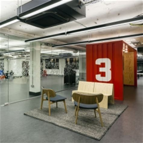 Interior Design Startup by Will Run This Shared Workplace For Startup Technology Companies That