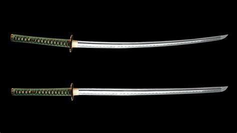 Katana Niponto tachi sword vs katana www pixshark images