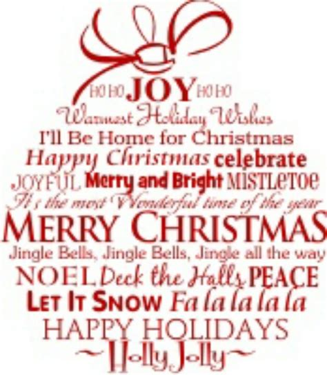 printable christmas cards word merry christmas sayings and quotes quotesgram
