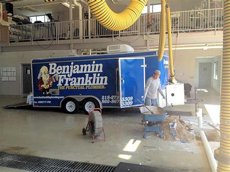 Benjamin Franklin Plumbing Delaware by Sewer Leak Service Now Electric Plumbing Heating