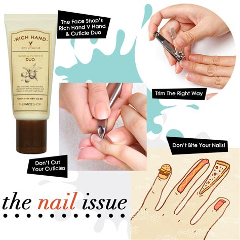 And Nail Care Do And Dont For Healthy by Nail It How To Care For Your Nails