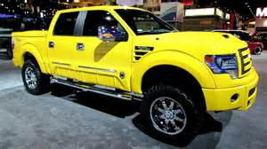 2014 ford f150 tonka edition exterior and interior