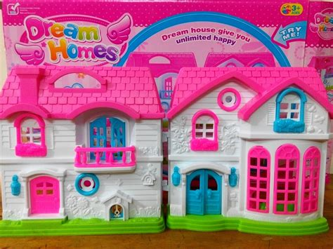 doll house setting new disney my home play set doll house unboxing toys review youtube