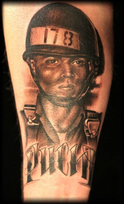 portrait by helm portrait tattoos ink