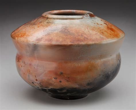 pit fired pottery saggar fired pottery alex mandli saggar fired and pit fired pottery