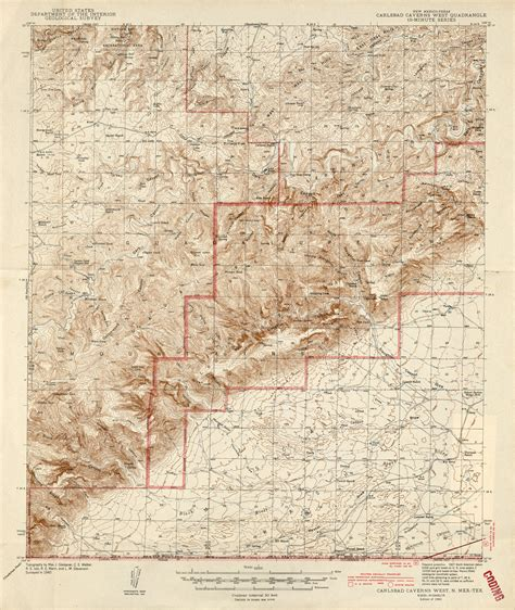 map of west texas and new mexico new mexico historical topographic maps perry casta 241 eda map collection ut library
