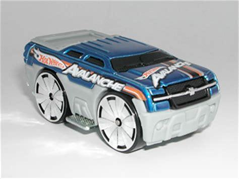 01337 Blings Chevy Avalanche wheels chevrolet 2 2 hiro s hotwheels gallery