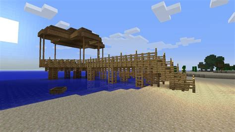 minecraft automatic boat dock my life in minecraft part iii max level