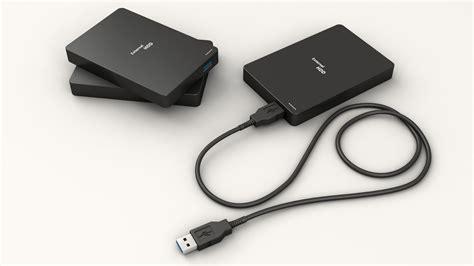 Hardisk 1 Eksternal external disk drive 3d model obj fbx c4d mtl cgtrader