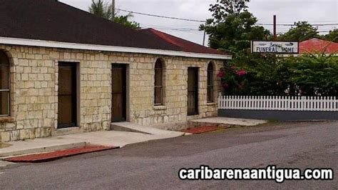 permission granted for to be buried caribantigua