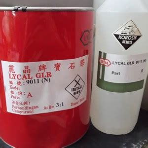 Jual Lycal Resin jual lycal bening epoxy