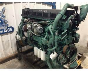 D13 Volvo Engine 2013 Volvo D13 Engine Assembly