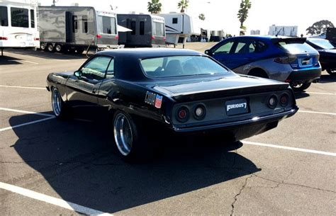 Plymouth Barracuda Fast Furious cars of fast and furious 7 car