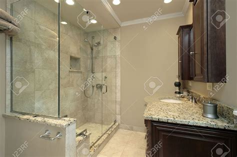 Luxury Bathroom Showers Luxury Master Bathroom Shower Home Bathroom Design Plan