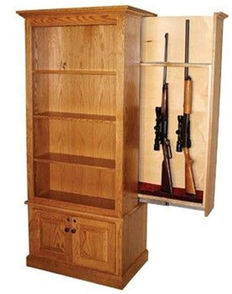 gun storage furniture ideas