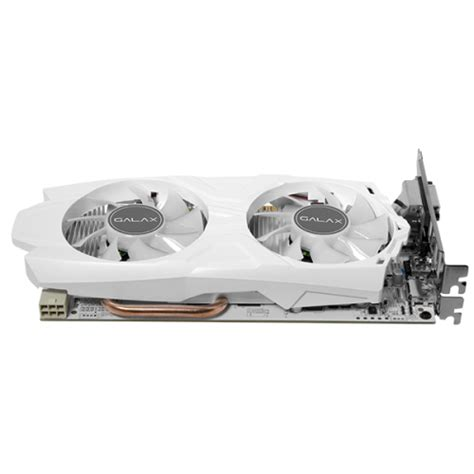 Galax Geforce Gtx 1050 Ti 4gb Ddr5 Exoc Dual Fan Garansi 2 Thn galax geforce 174 gtx 1050 ti exoc white