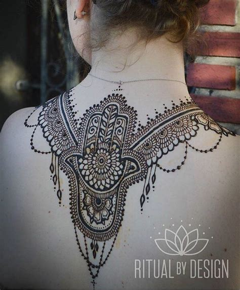 henna back tattoo designs 25 best ideas about back henna on henna