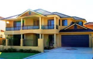 Home Designer Pro Australia Exterior Colour Exteriors Double Storey House Designs