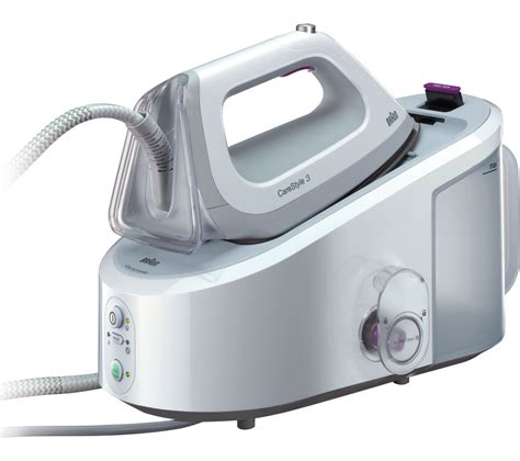 buy braun carestyle 3 is3044 steam generator iron white